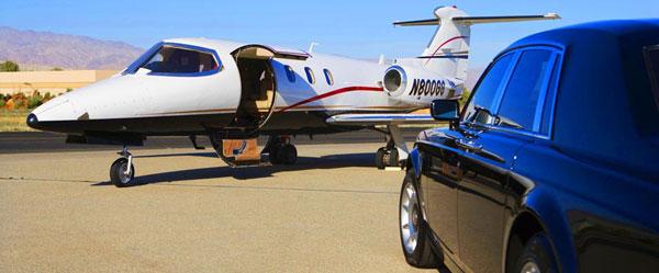 transfert limousine aéroport