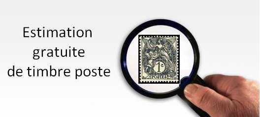 expert pour estimer une collection de timbre